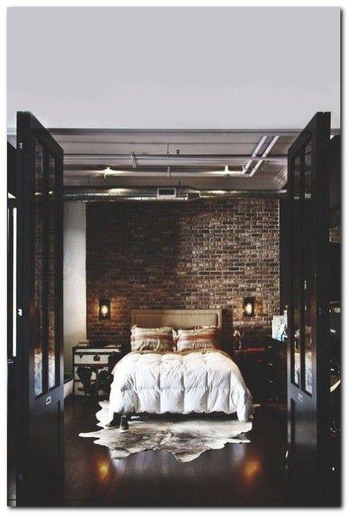 Best 25+ Industrial Chic Bedrooms Ideas On Pinterest | Industrial Bedroom  Design, Industrial Bedroom And Industrial Style Bedroom Part 16