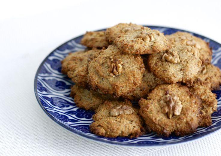 Healthy+baking:+Notenkoekjes