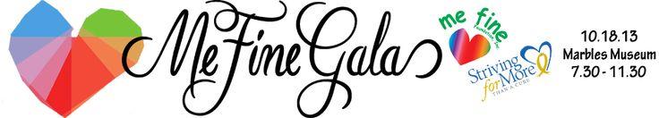 Me Fine Gala  -  MeFineFoundation.org - Striving4More.org - Supporting Critically Ill Children of North Carolina