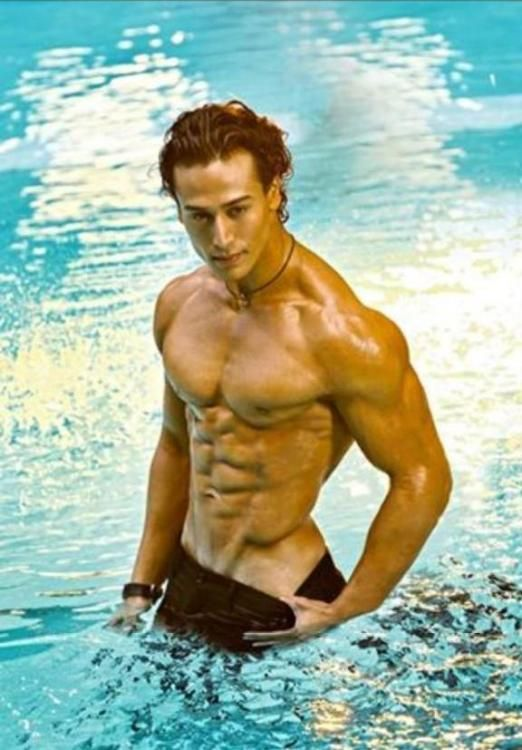 Tiger loses weight while shooting 'Baaghi' song | PINKVILLA