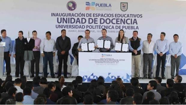 Destinará Puebla más de 213 mdp para fabricar uniformes escolares - SDPnoticias.com