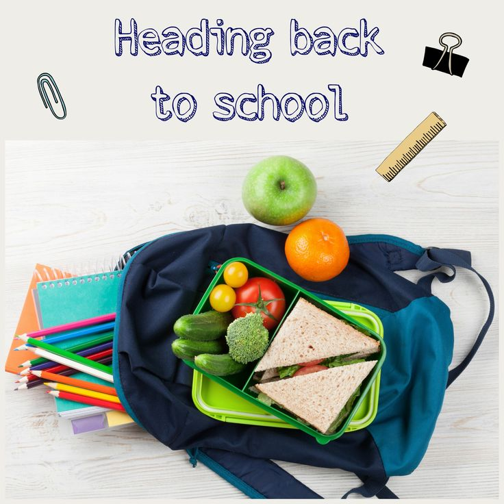Heading back to school is a busy time. Take a look at our website to find great lunch and snack ideas for the kids. There are also ways that you can participate in your school to help bring healthy eating into focus.