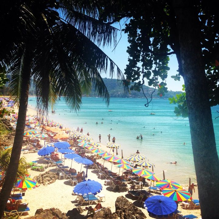 Patong Beach - info about Thailand and Koh Samui: http://islandinfokohsamui.com/