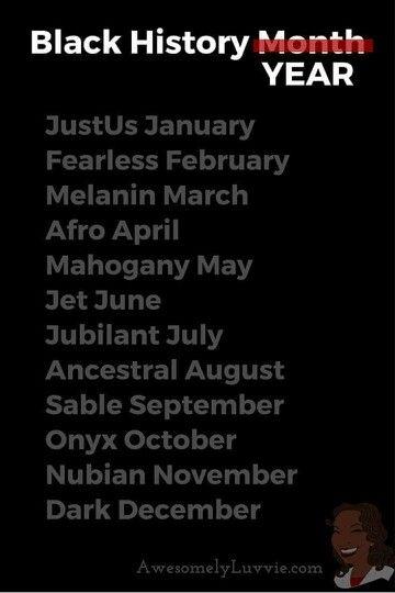 I'm BLACK HISTORY 365DAYS