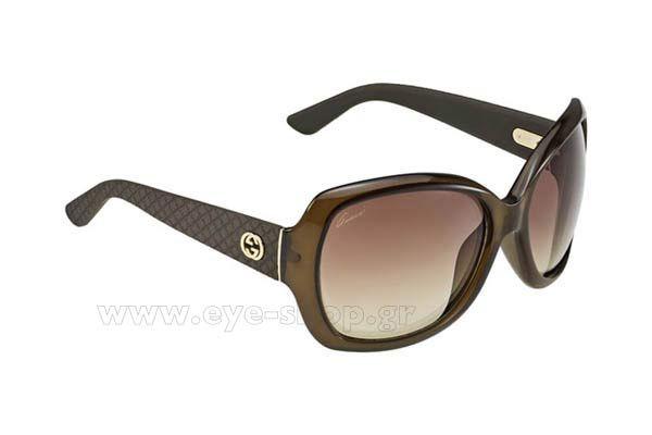 Γυαλια Ηλιου  Gucci GG 3715/S INK  (OH)DIAFBR BW (BROWN SS) Τιμή: 216,00 €