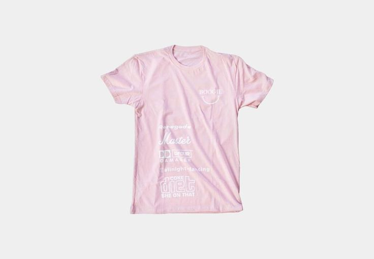ILL BEHAVIOR TEE [PINK]