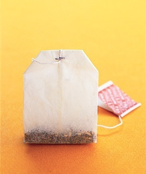 Tea Bag as Bug Bite Soother