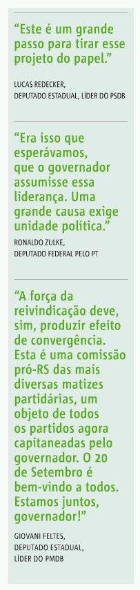 Jornal Metro – Porto Alegre, 22/04/2013 _________________________ Queria ter visto esta mesma vontade política e mesma mobilização para que as obras do Salgado Filho tivessem acontecid…