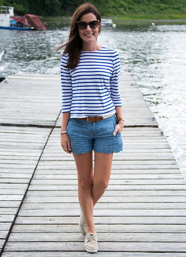 Come to the Dockside | Classy Girls Wear Pearls | Bloglovin'
