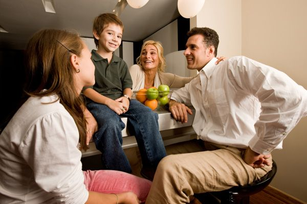 7 Quick conversation starters for families
