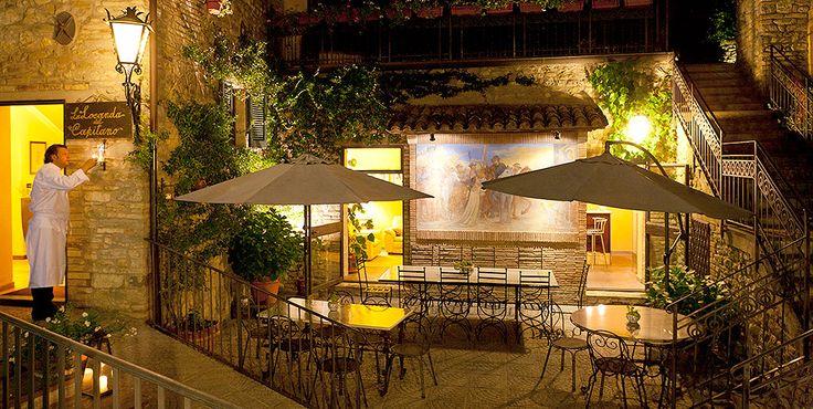 Locanda-del-Capitano-Montone- Excursion in my InterestingItaly.com  Umbria