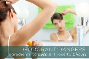 Do you know what's in your deodorant? Try the avaBODY deodorant - formulated with certified organic ingredients. No aluminum! No parabens! No harmful chemicals! Shop www.avaandersonnontoxic.com/kimbattle