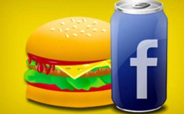 Facebook se lance dans la commande et la livraison de repas à domicile