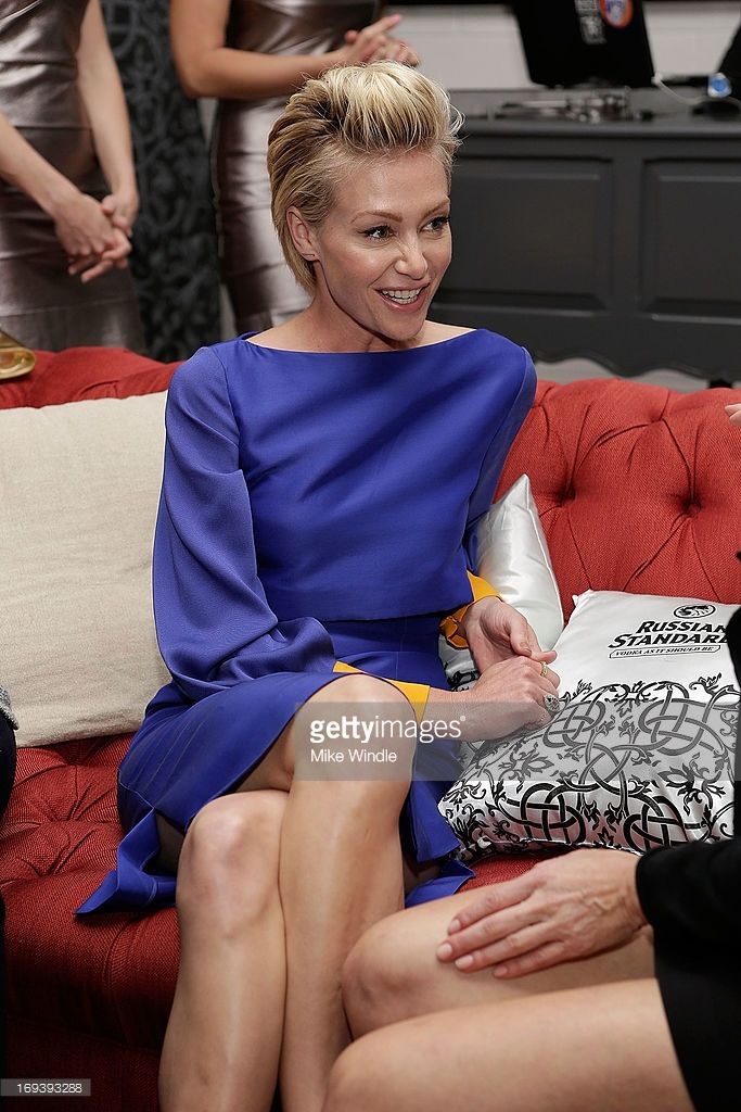 Actress Portia de Rossi attends Los Angeles Confidential Magazine celebrates cover star Portia de Rossi with Russian Standard Vodka at Palihouse on May 23, 2013 in West Hollywood, California.