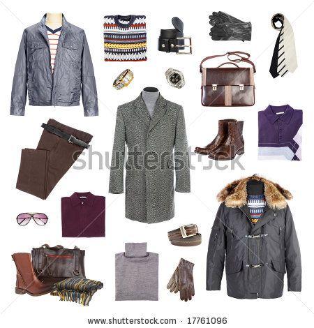 Winter wear for men