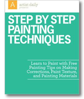 free step by step painting techniques painting