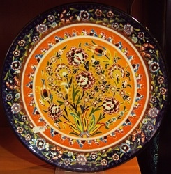 Gorgeous ceramics from the island of Rhodes in Greece
