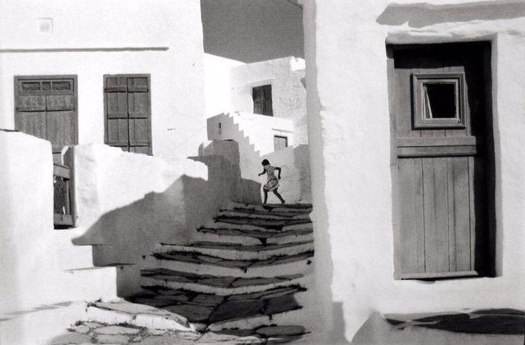 Henri Cartier Bresson, Sifnos 1961