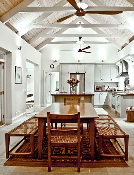 Cape Vernacular style interiors and exteriors, Noordhoek Cape Town
