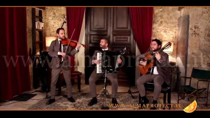 ALMA PROJECT - GS Trio - Oci Ciornie / Dark Eyes (F.Lai)