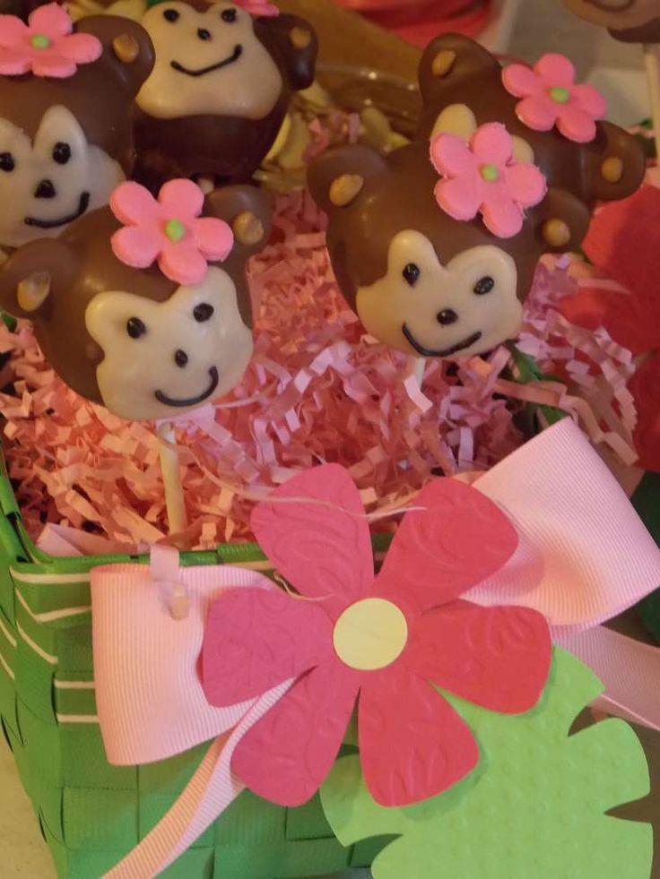 Jungle Jill Cake Pops
