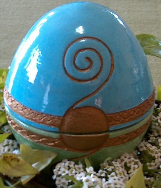 Earth-sky Egg