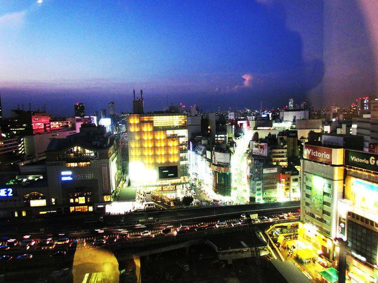 http://dunnowhatiwannado.tumblr.com/  Shinjuku, Tokyo 2011