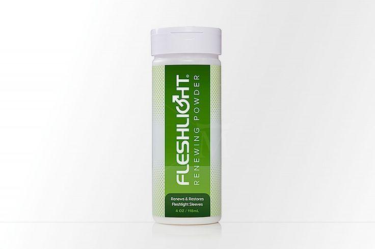 Fleshlight Renewing Powder 118ml http://www.modernking.co.uk