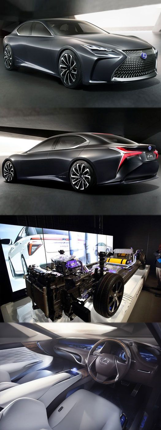 Finally! Lexus Given The Green Signal For Hydrogen Cars Read more details at: http://www.engines4sale.co.uk/blog/category/lexus/
