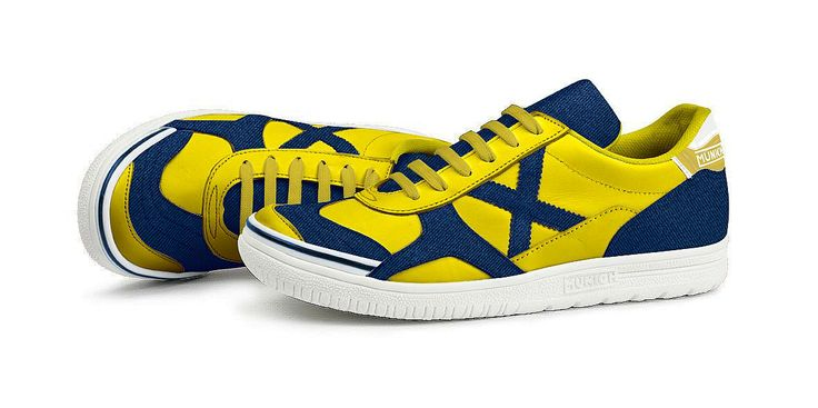 Mis zapatillas #Munich Gresca Street personalizadas listas para pedir ya. ¿Os gustan?