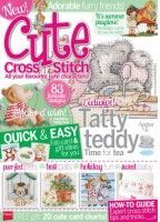 Cute Cross Stitch Summer 2013 Issue 3 Saved