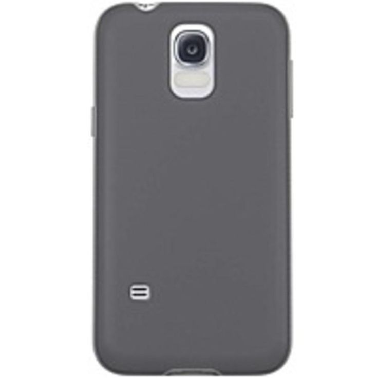Belkin F8M910B1C00 Air Protect Grip Candy SE Protective Case for Samsung Galaxy S5 - Gravel, Stone