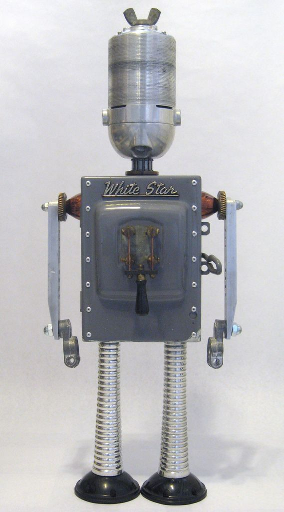 White Star | by Rivethead Robotics
