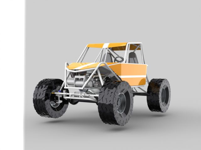 12 Best Space Frame Buggy Design Project Images