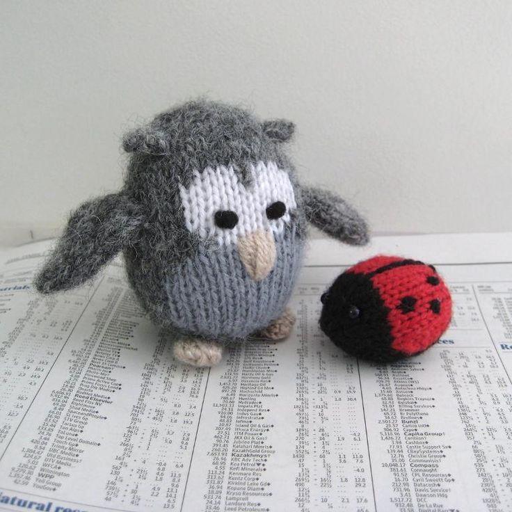 Knitting Animals Amigurumi : Best amigurumi animals images on pinterest