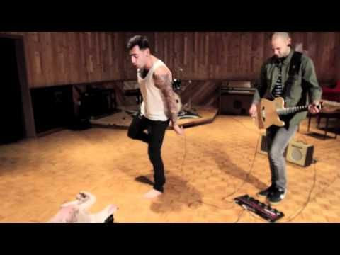 Hedley- Kiss You Inside Out (Acoustic) filmed in their studio