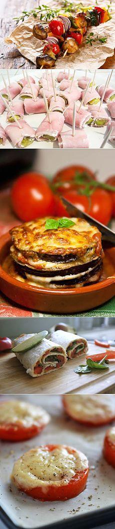 9 блюд, идеальных для пикника