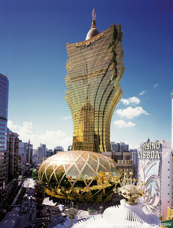 Best Casino Hotels in Macau, China
