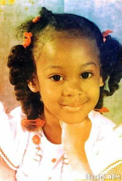 Lisa left eye lopes as a little girl pic 395