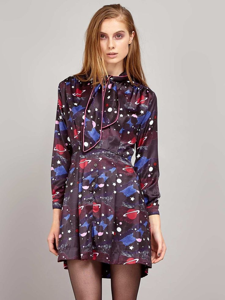 Cosmic Dancer Dress – Sister Jane