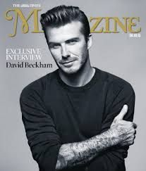 david beckham magazine cover - Cerca con Google