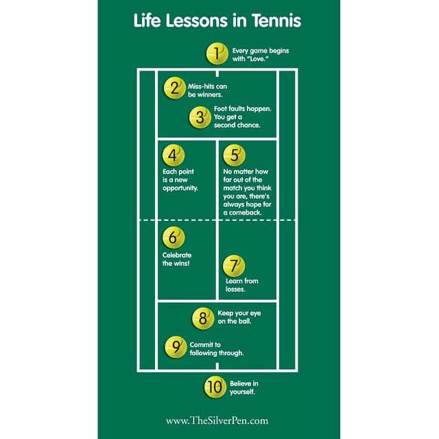 Watching and playing tennis brings me great joy. #TheSilverLining is that the game offers great life lessons!  #racquet #sports #game #tennis #love #healthyliving #exercise #fitness #instagood #lifelessons #celebrate #believe #comeback #volley #serve