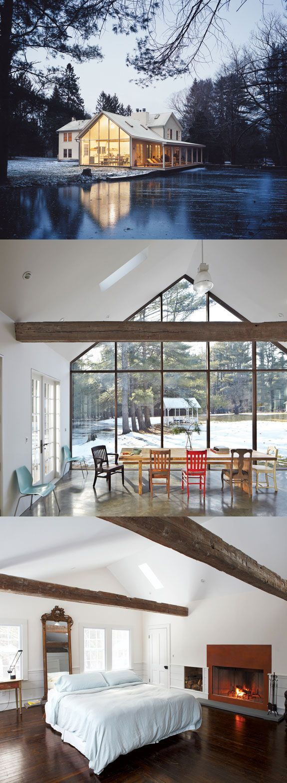 this house is pretty much amazing.  from the may issue of dwell, via wit & delight.
