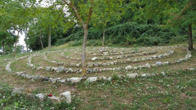 Canossa: Labirinto di Matilde