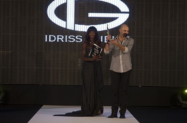 THE LOOK OF THE YEAR -  Atelier  Idriss Guelai