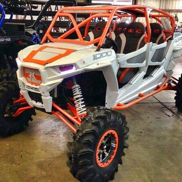 4dr lifted RZR 1000