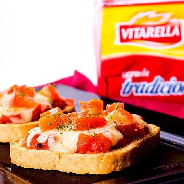 Pizza na torrada