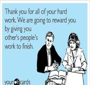 Hard Work Meme #Thank, #You by oldrose