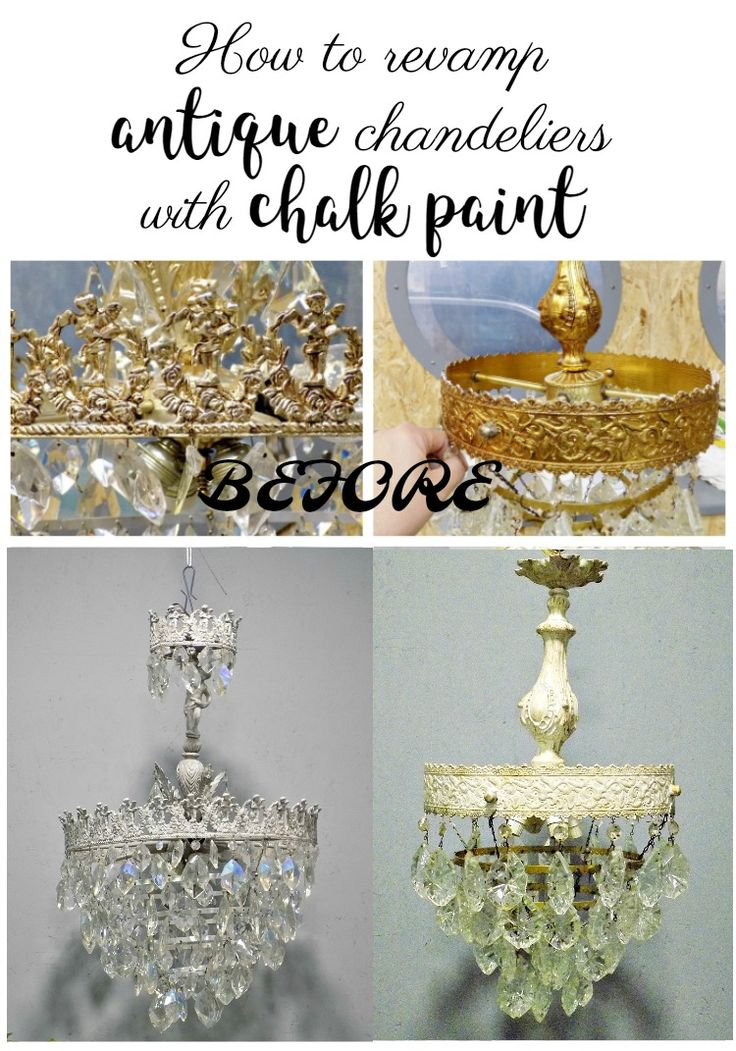before-after-antique-chandeliers