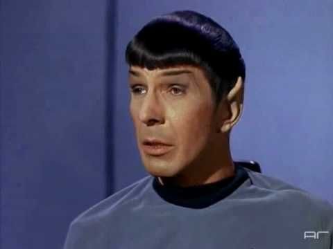 """Kirk & Crew react to the new Star Trek movie... """"It might be some new kind of space madness"""" lol"""